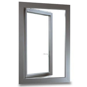 Aluminum Clad Vinyl Windows