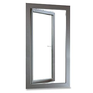 French Door Aluclad Vinyl
