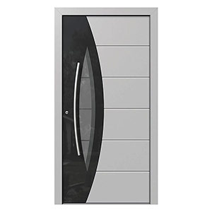 Aluminum Clad Wood Entry Doors