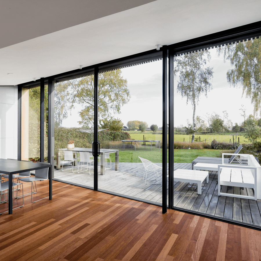 Aluminium Lift & Slide Doors