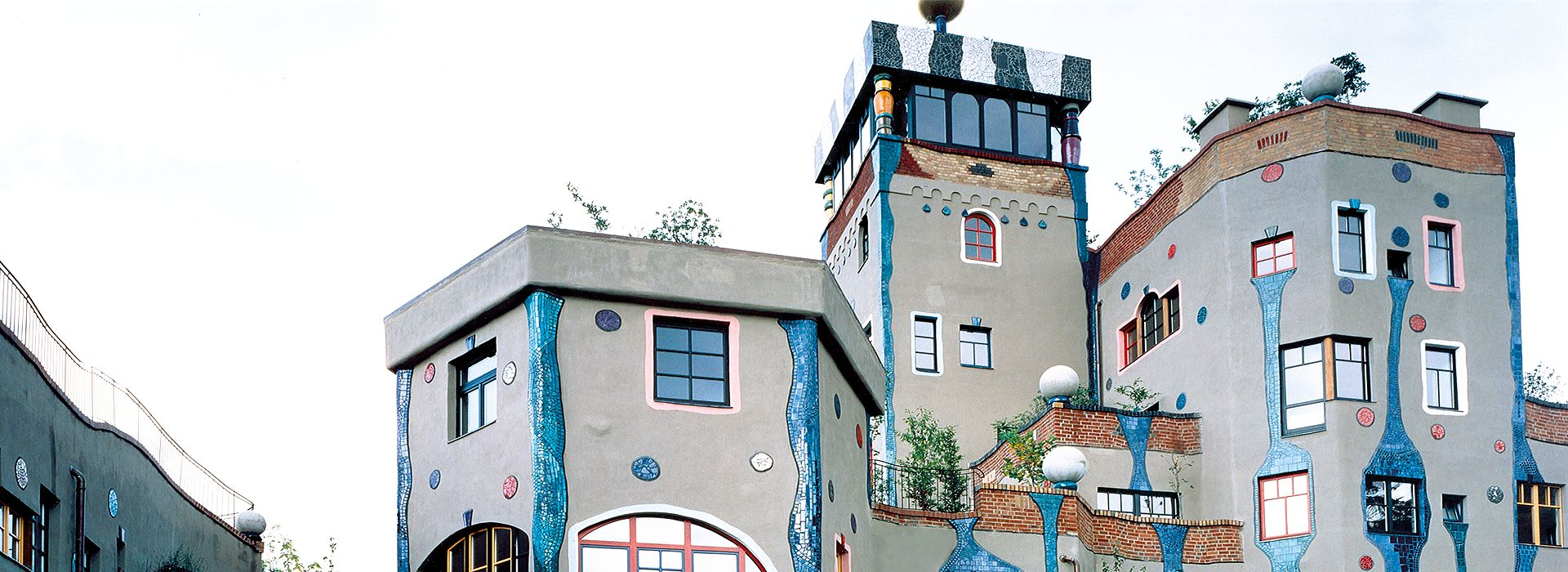 Hundertwasserhaus, Bad-Soden / Germany